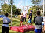 Trapeze lesson 14