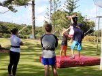 Trapeze lesson 13