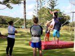 Trapeze lesson 16