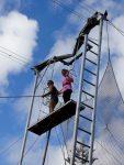 Trapeze lesson 18