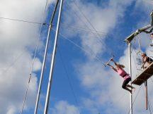 Trapeze lesson 19