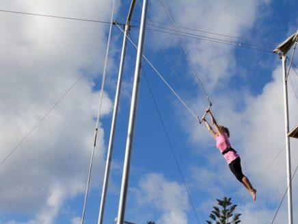 Trapeze lesson 21
