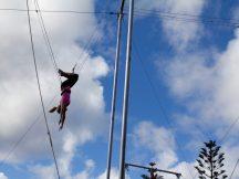Trapeze lesson 8