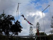 Trapeze lesson 10