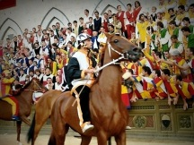 Palio in Siena Italy 3