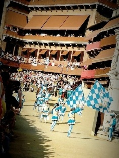 Palio in Siena Italy 4