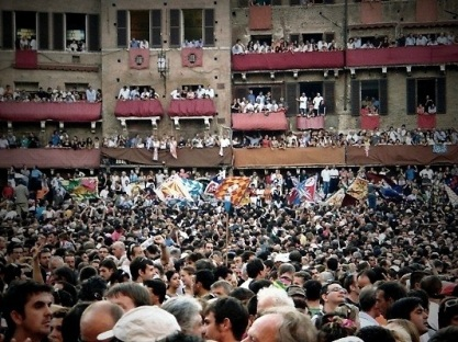 Palio in Siena Italy 8