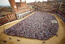 Palio in Siena Italy 10