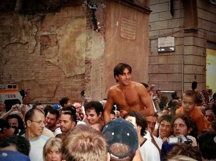 Palio in Siena Italy 11