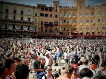 Palio in Siena Italy 15