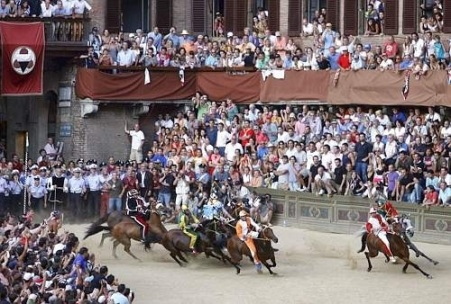 Palio in Siena Italy 20