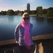 Hyde Park.