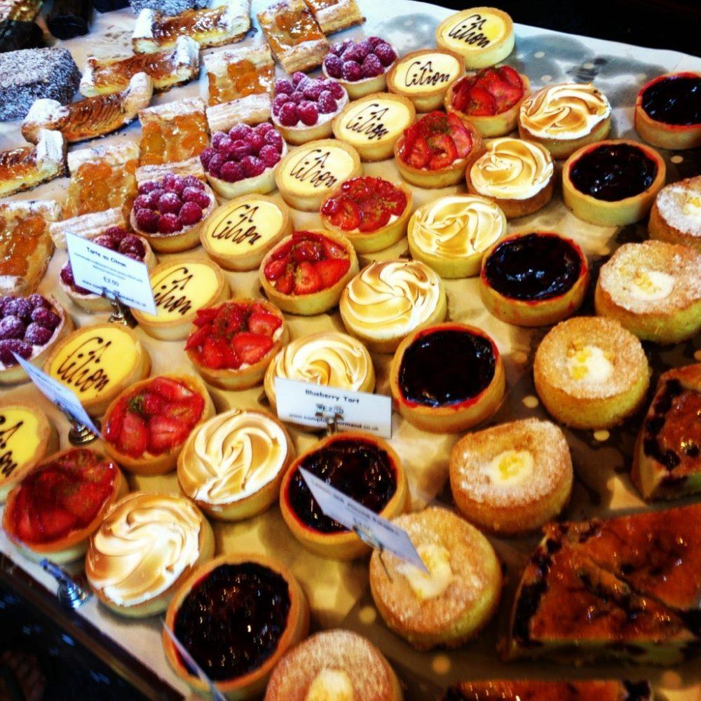 London Food Markets Thursday