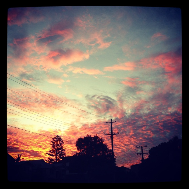 A picturesque Brisbane sunset captured by my mate, photographer Ric Frearson. www.ricfrearson.com