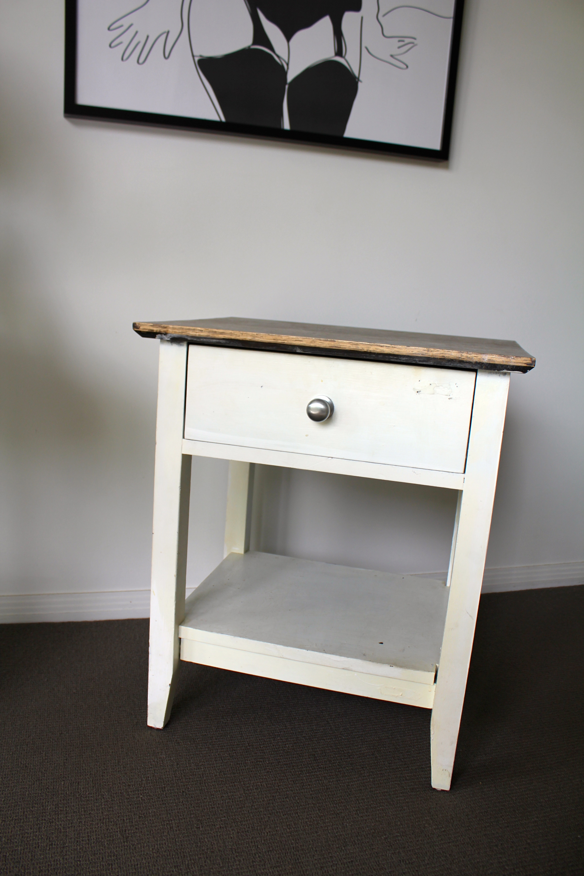 Furniture restoration using annie sloan chalk paint for Furniture restoration