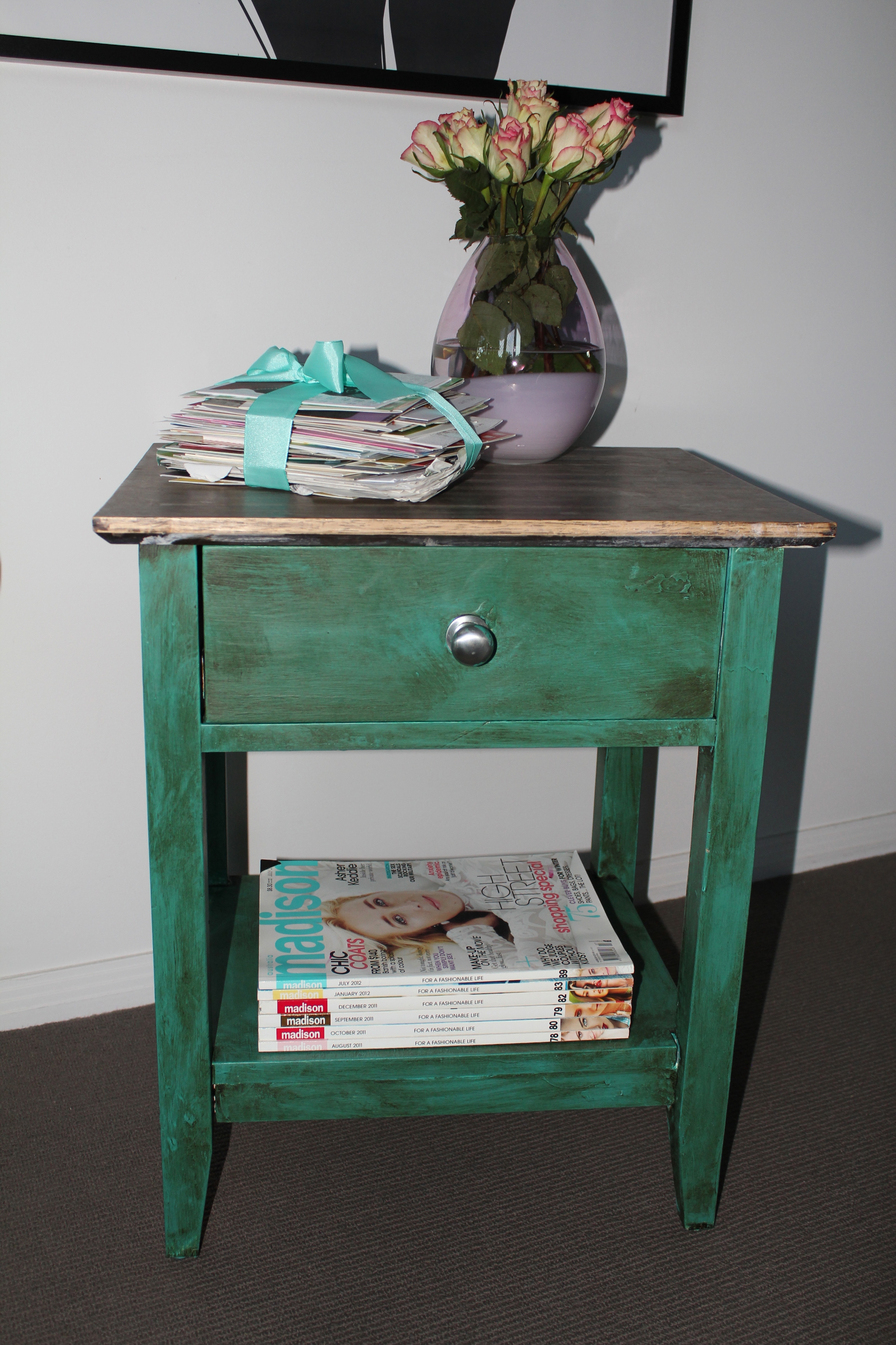 Furniture restoration using annie sloan chalk paint for Where can i buy vintage furniture