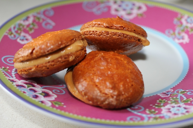 Less macaron, more cookie ... but still delicious.
