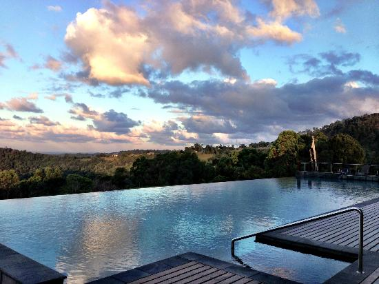 I love an infinity pool and I plan to spend each day in this one over the Easter break.