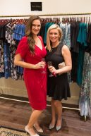 With stylist and blogger Caitlin Harrison of Chasing Cait.