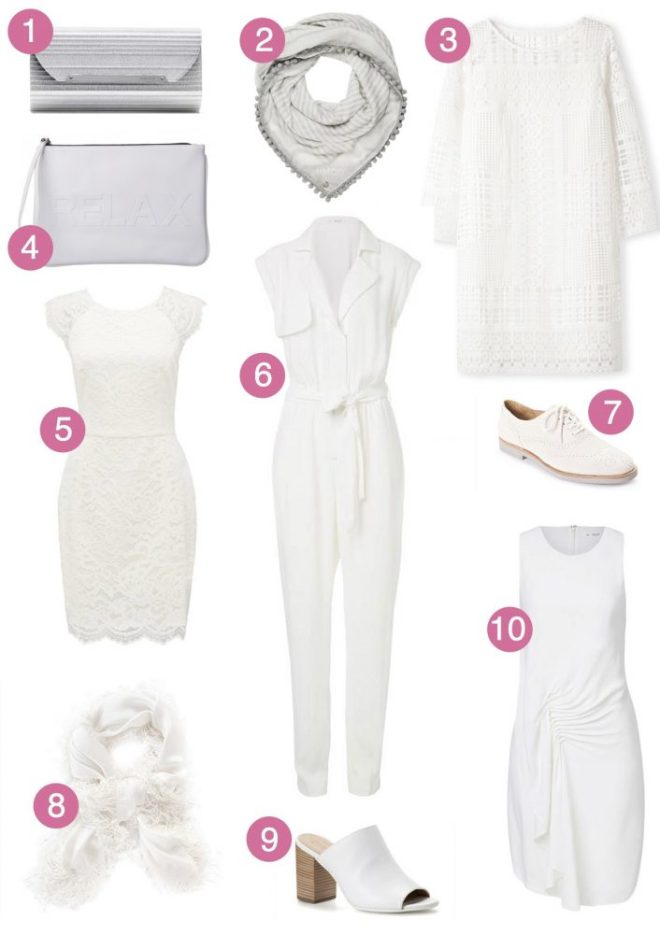 What to wear Diner en Blanc 2014