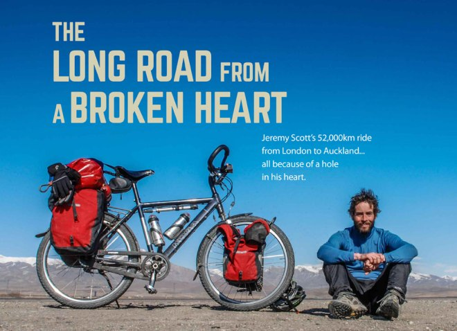 The Long Road from A Broken Heart Book Cover