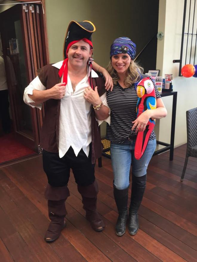 What to wear to a pirate party