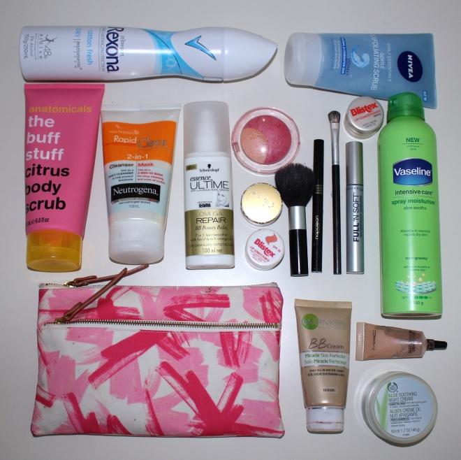 Beauty regime 3