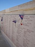 The memorial at Lone Pine.