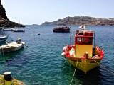 Amoudi Bay, underneath Oia.