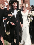 Chris & Claire's Wedding in Nundle
