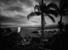 Stormy days in Brisbane.