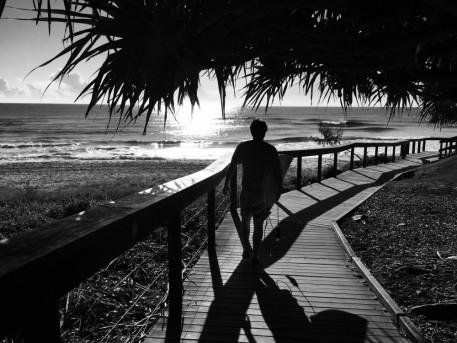 Dicky Beach.