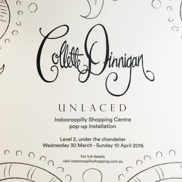 Collette Dinnigan Unlaced 9