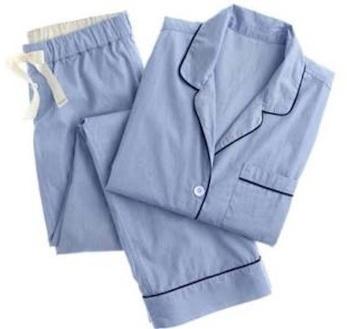 J.Crew Vintage Pajama Set. $175
