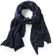 Country Road Knitted Spot Scarf. $79.95