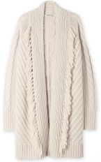 Country Road Tassel Shawl Neck Cardigan. $279