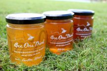 Bee One Third operates over 60 beehives extending from Northern Brisbane all the way down to Northern New South Wales which is why each of the jars of honey are a different colour.