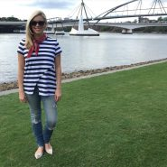 What Brooke Wore 14 May 2016