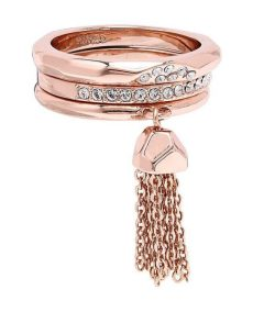 Mimco Rhapsody Ring Stack