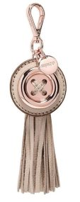 Mimco Birthday Button Keyring