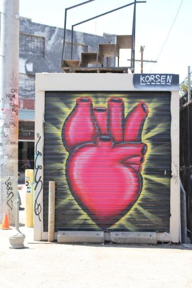 Los Angeles street art 14
