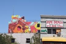 Los Angeles street art 18