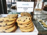 Cookie Monster is my spirit animal, especially when visiting Ovenly.