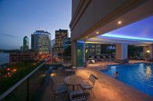 Marriott Brisbane.