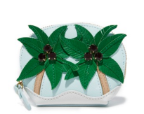 Kate Spade Palm Tree Coin Purse