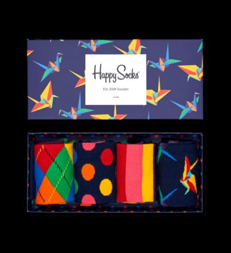 Happy Socks Origami Socks Gift Box,$59.95