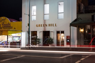 GreenHill Bar is located on Petrie Tce near Caxton Street. Photo: Judit Losh