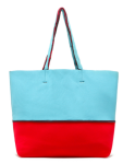 Red-and-blue-tote-bag