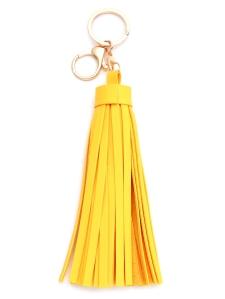 shein-yellow-tassel-keyring