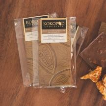 KOKOPOD's Gold Digger Honeycomb which scored 98.5/ 100 at the Melbourne Fine Food Awards for 2016, receiving a Gold medal.